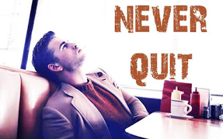 Run The Race To Success: Never Quit