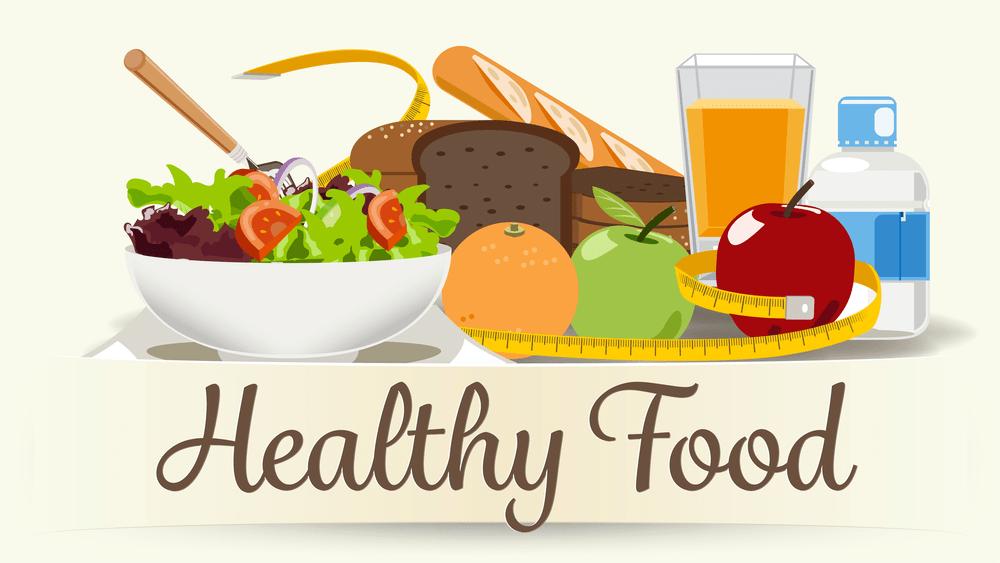 healthy foods tips