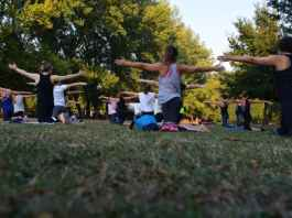 Motivate Yourself through Yoga Practices