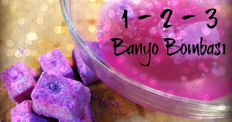 Time for Roses: Banyo Bomba Yapımı