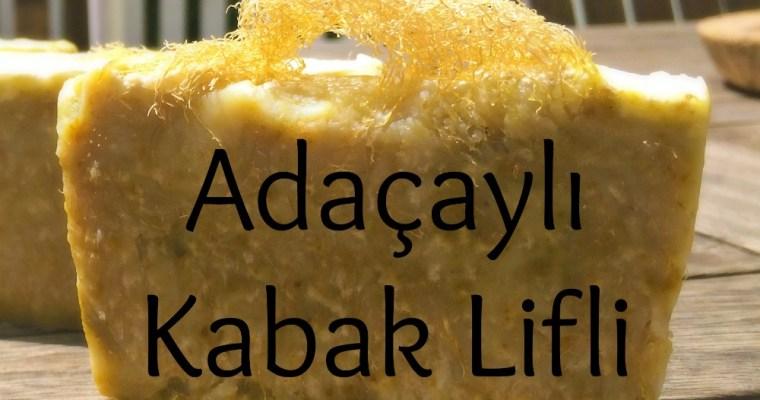 Bahçe & Sabun: Adaçaylı Kabak Lifli Sabun