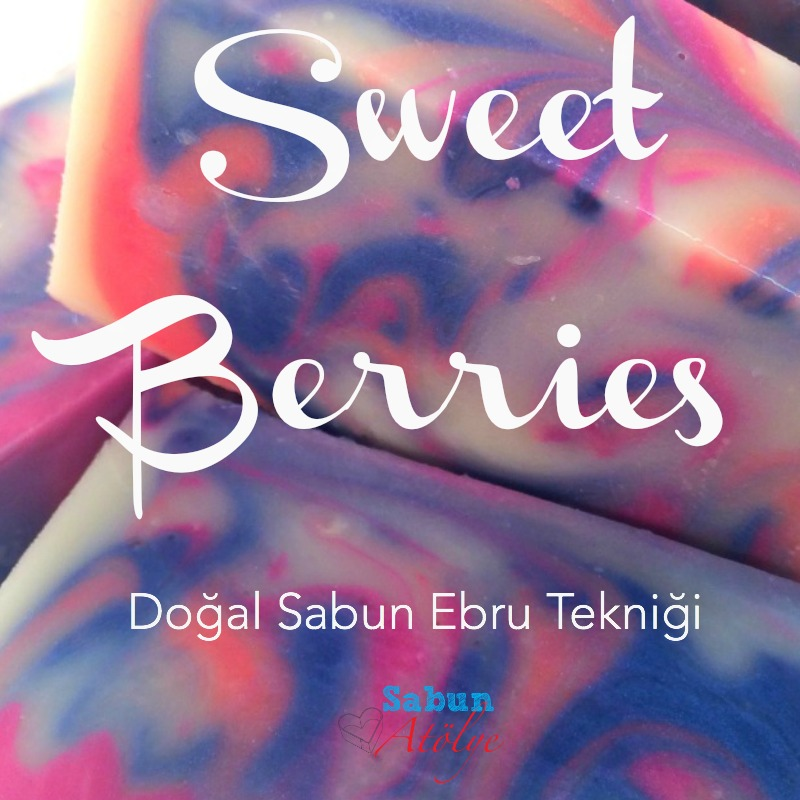 Kokulu Sabunlar: Sweet Berries