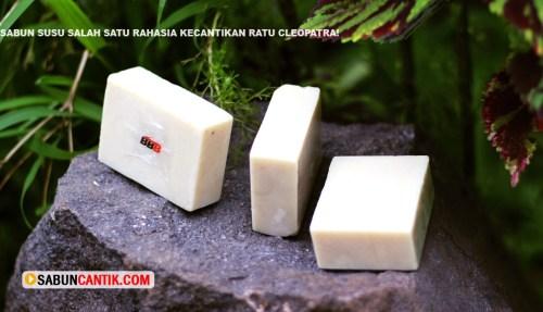 sabun susu kambing