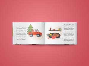 Children's Book, Book, Illustration