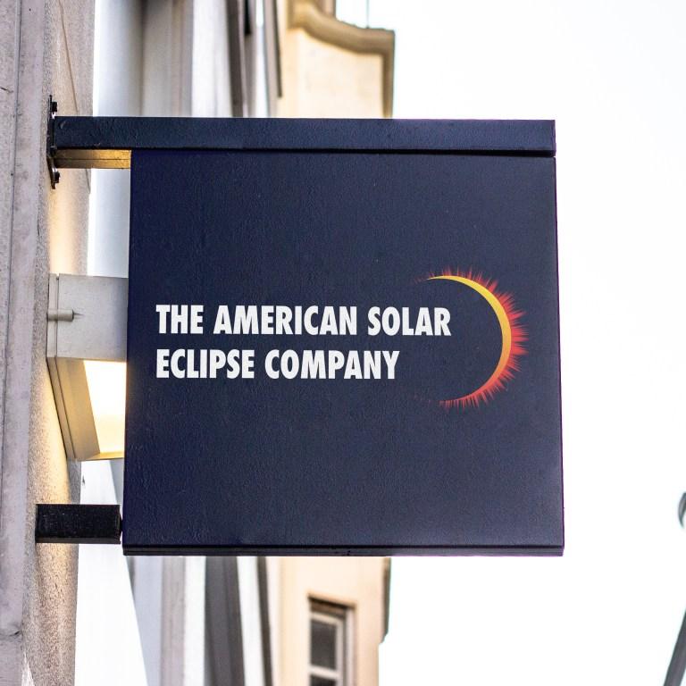 The American Solar Eclipse Company