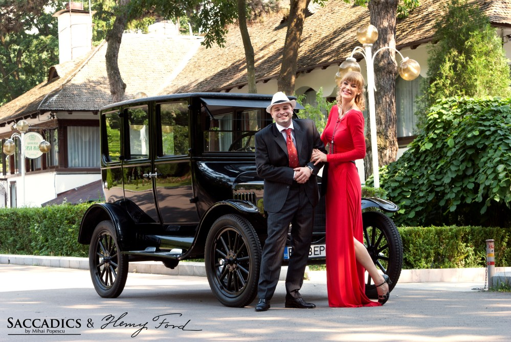 FORD MODEL T  (3/6)