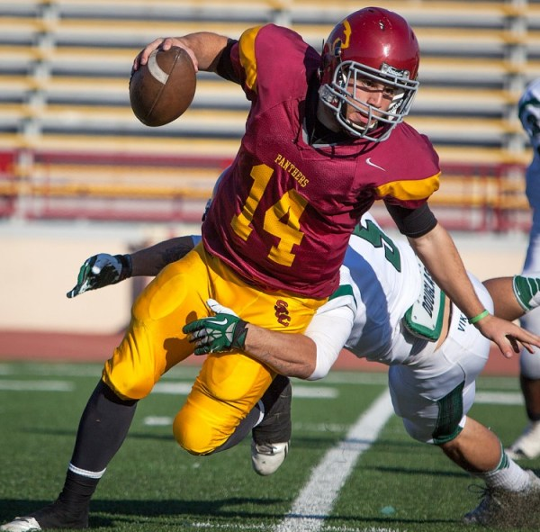 Sac City Express | Panthers football team loses home ...