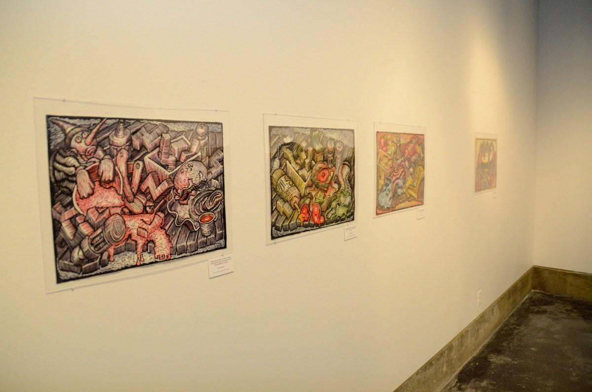 Retiring ARC professor showcases prints at Kondos Gallery – Sac City ...