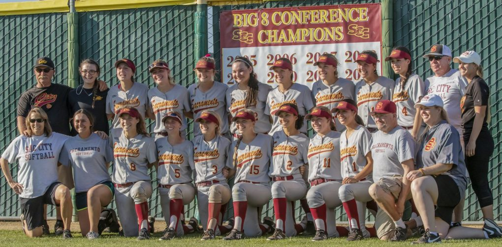 City HotShots! Panthers Softball win over Sierra College