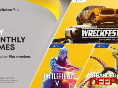 PlayStation Plus games for May 2021