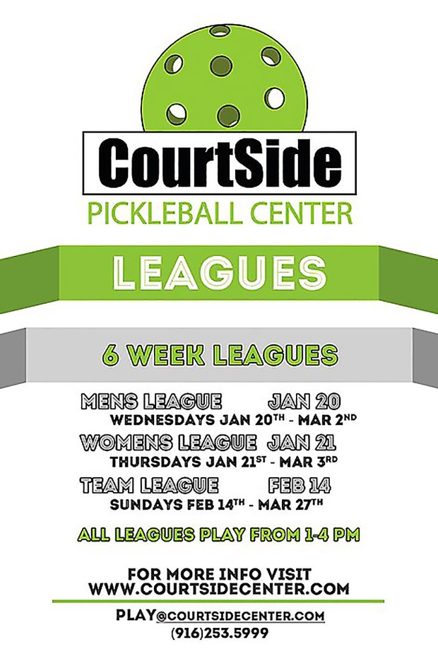 Pickleball League Information