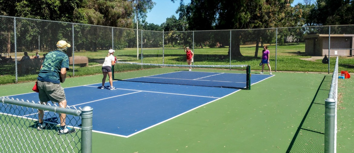 Pecan Park Pickleball Courts