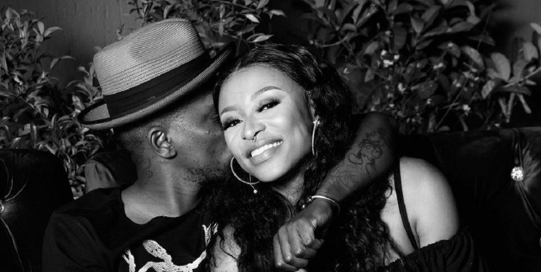 Murdah and Zinhle celebrate Asante's first birthday