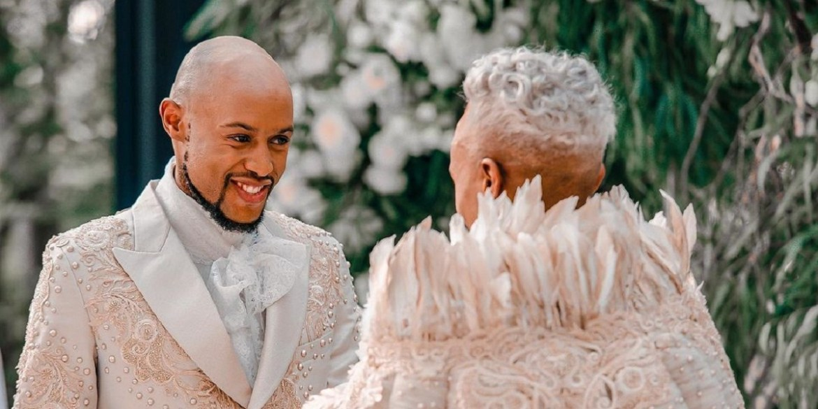Mohale And Somizi Are living completely different lives