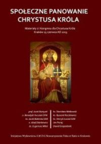 Książka Społeczne panowanie Chrystusa Króla