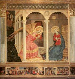 Zwiastowanie Fra Angelico