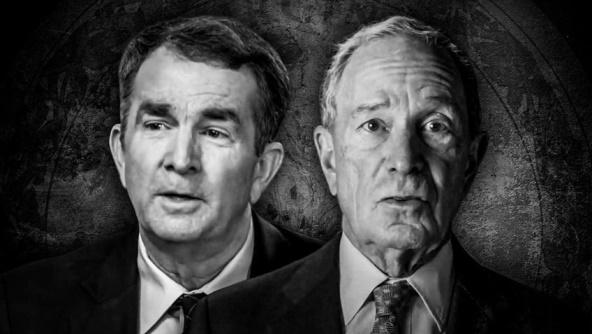Bloomberg Bought Virginia Legislators Introduce Confiscatory Gun Ban