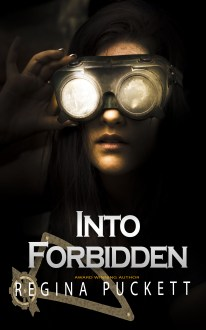 INTO FORBIDDEN COVER