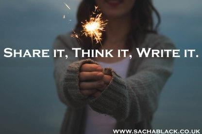 Share Think Write