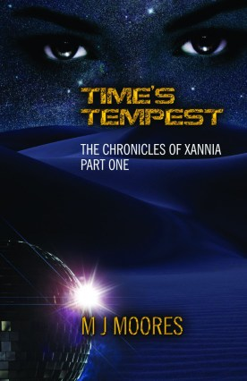 Time's Tempest - Official Book Cover