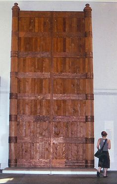 Sumerian Doorway in The British Museum, London