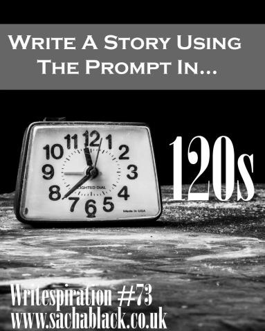 Write A Story Using the Prompt in the Post in 120 Seconds prompt