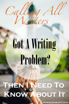 Writing problem