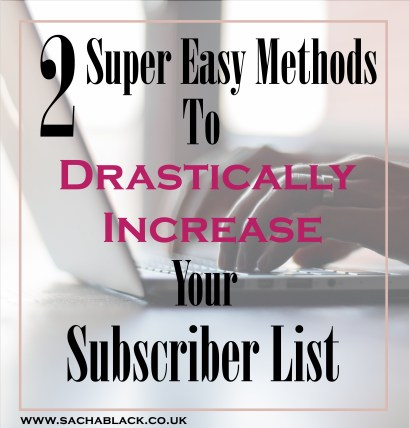 subscriber list