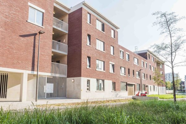 Woonhaven Antwerpen Hoboken Groen Zuid