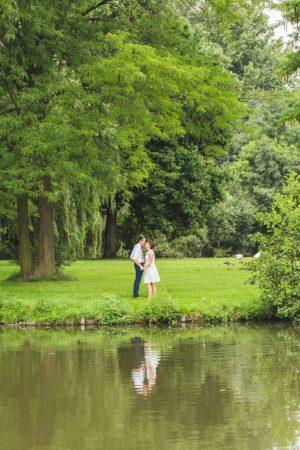 huwelijk koppel fotoshoot
