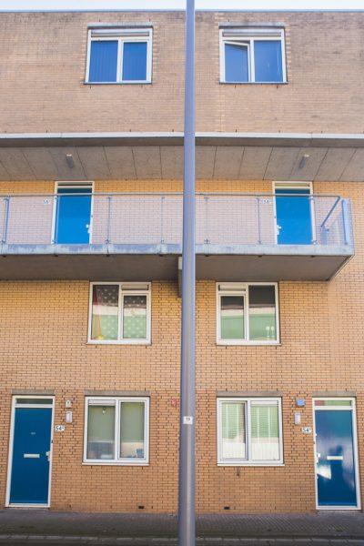 Appartementen Rotterdam, architectuur
