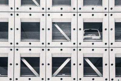 Parking Rotterdam, architectuur