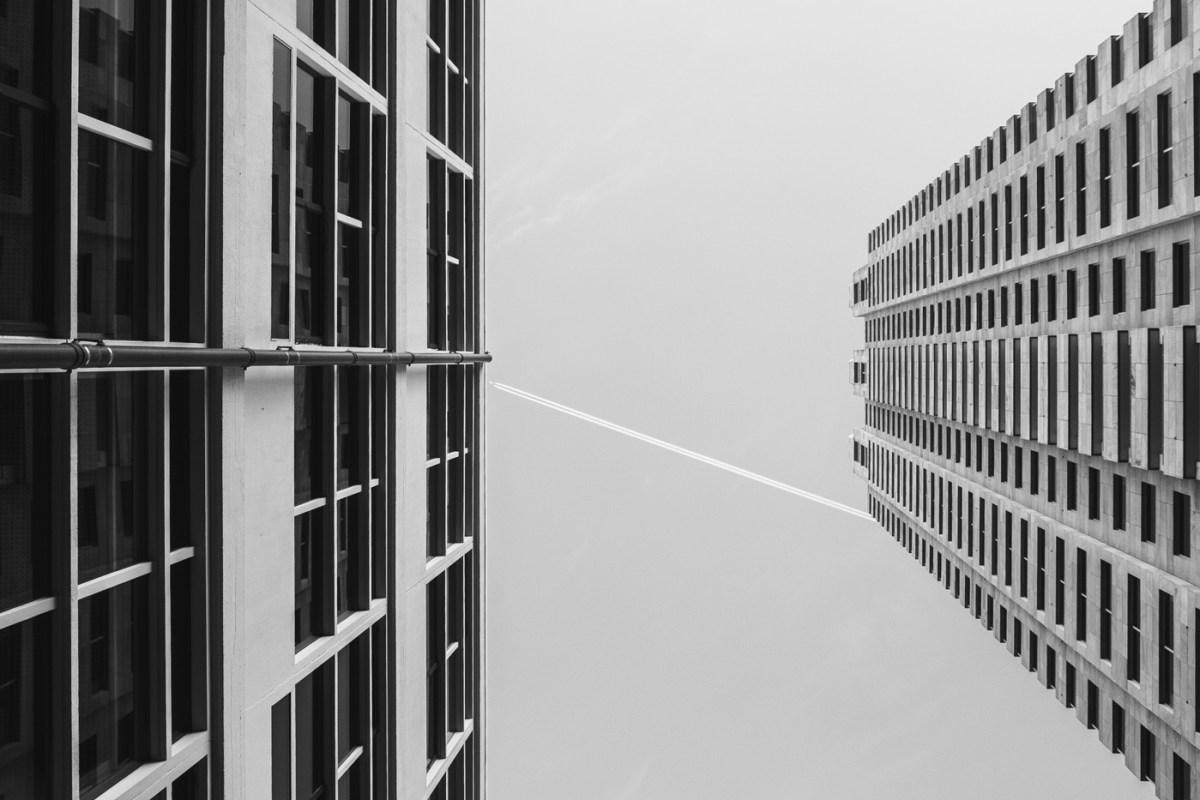 gebouw rotterdam, architectuur stad