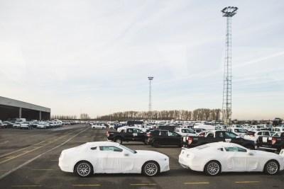 Port of Antwerp AET roro terminal