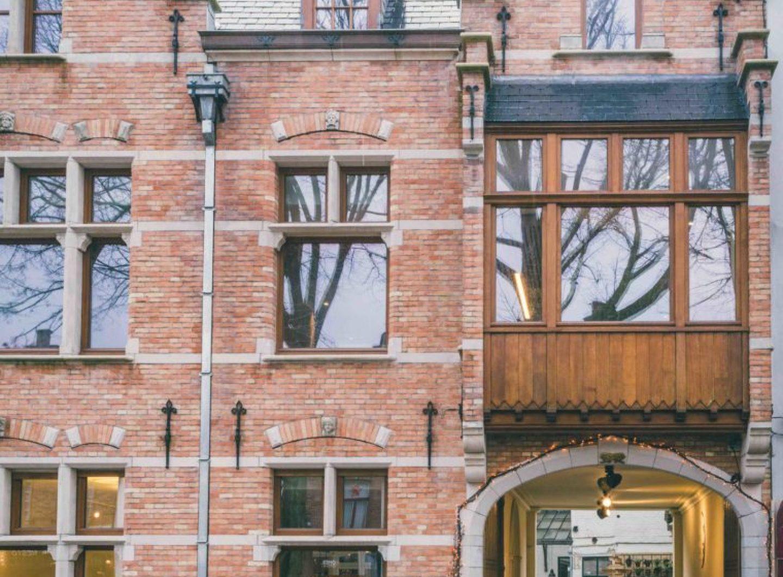 Brugge fotografie stadsbrouwerij de Halve Maan Sacha Jennis in opdracht Le Monde