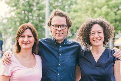 Sp.A Antwerpen, Zurenborg, Maya Detiège, Sascha Luyckx, Yasmine Kerbache