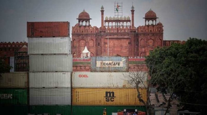 indenpendence day red fort