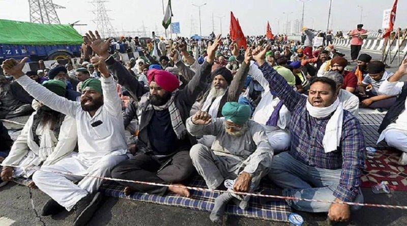 Bharat Bandh Live Update: सड़कों पर उतरे आंदोलित किसान, राकेश टिकैत ने दी चेतावनी,कहा- लंबे आंदोलन की तैयारी