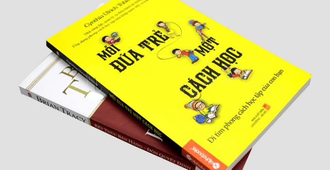 sách mỗi đứa trẻ một cách học