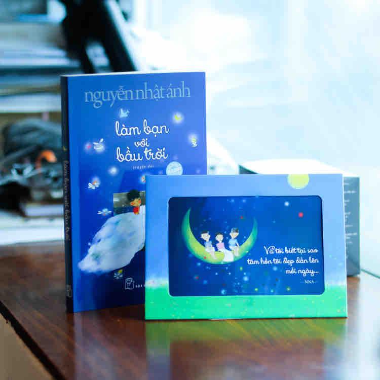 Làm Bạn Với Bầu Trời - Một cuốn sách không chỉ dành riêng cho thiếu nhi
