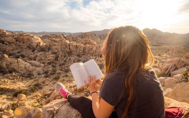 Hãy luôn mang theo một quyển sách bên mình