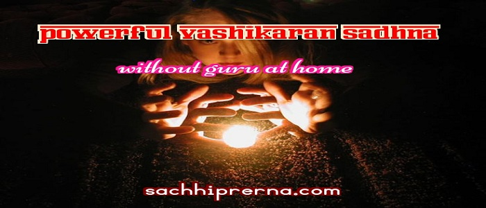 vashikaran at home