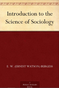 Science of Sociology