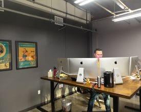 Eric office 3