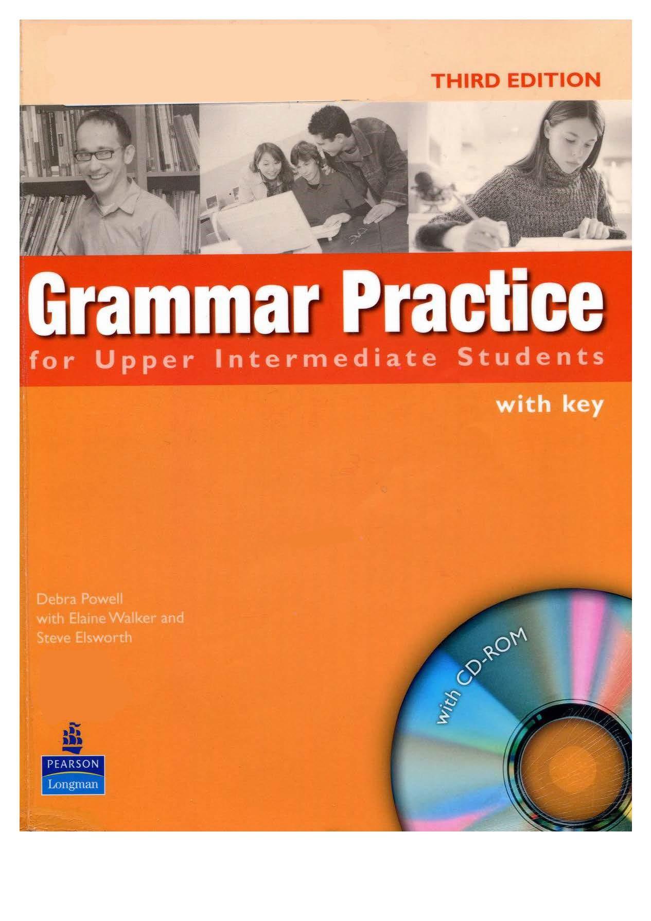 Sach Grammar Practice For Upper Intermediate Students
