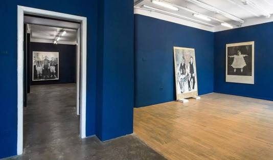 """Walker Keith Jernigan, """"Reflectors: Filling the Void"""" at the Boccanera Gallery in Trento"""