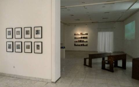 Dejan Atanackovic, Something Like a Mirror, National Museum Kraljevo, May 27-June 8