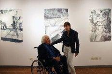 Jules Maidoff and Carole Robb