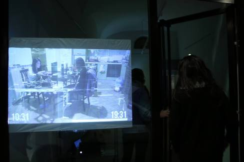 SACI Fall 2016 Digital Multimedia Exhibition