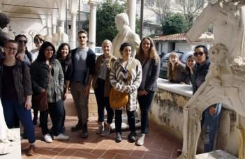 saci sculpture field trip to Pietrasanta Carrara Spring 2017 (11)